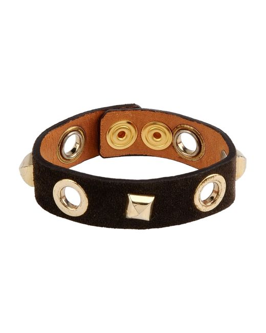 Almala | Brown Bracelet | Lyst