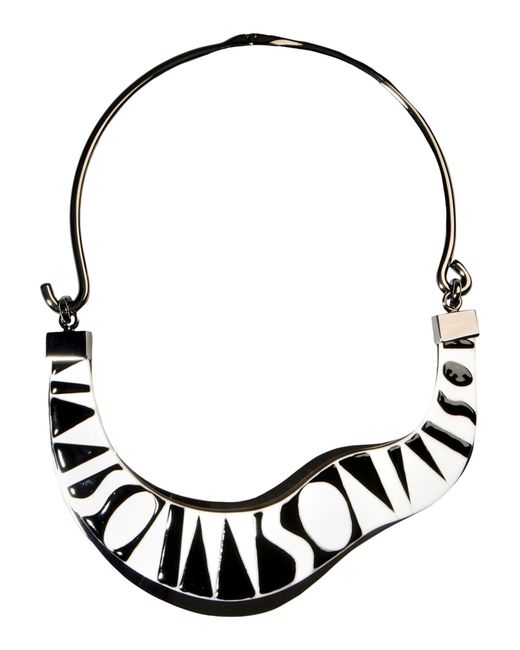 Missoni | White Necklace | Lyst