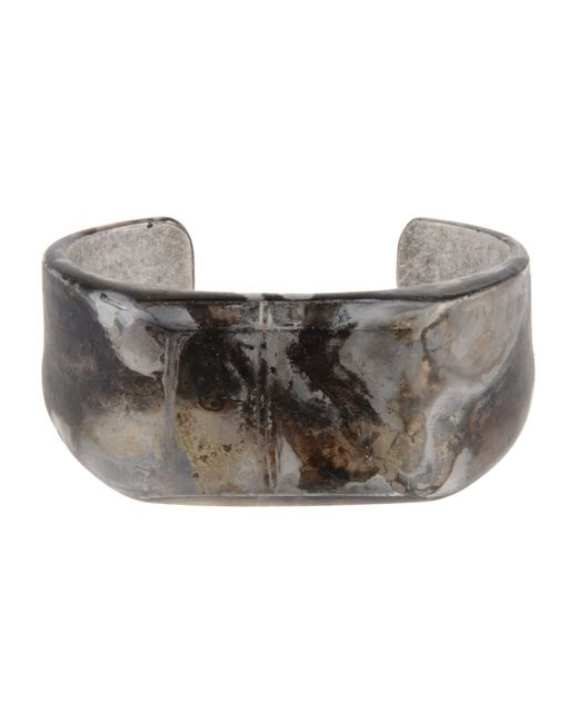 Maison Margiela | Gray Bracelet for Men | Lyst