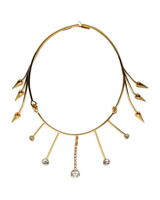 Vicki Sarge | Metallic Necklace | Lyst