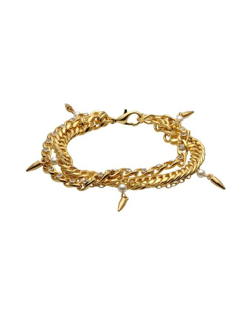 Vicki Sarge | Metallic Bracelet | Lyst