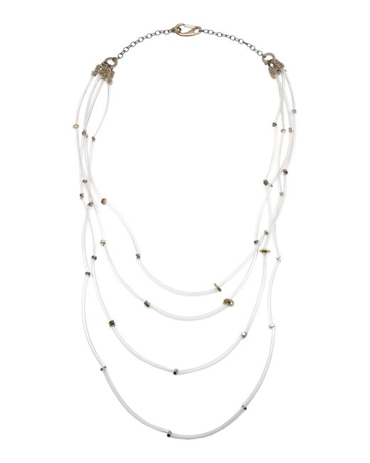 Masnada | Multicolor Necklace | Lyst