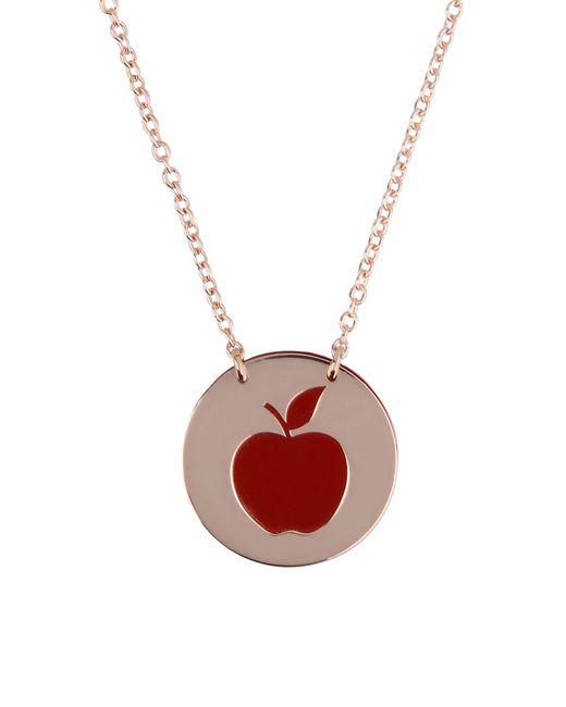 Loroetu | Red Necklace | Lyst