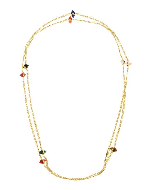 Eddie Borgo | Metallic Necklace | Lyst