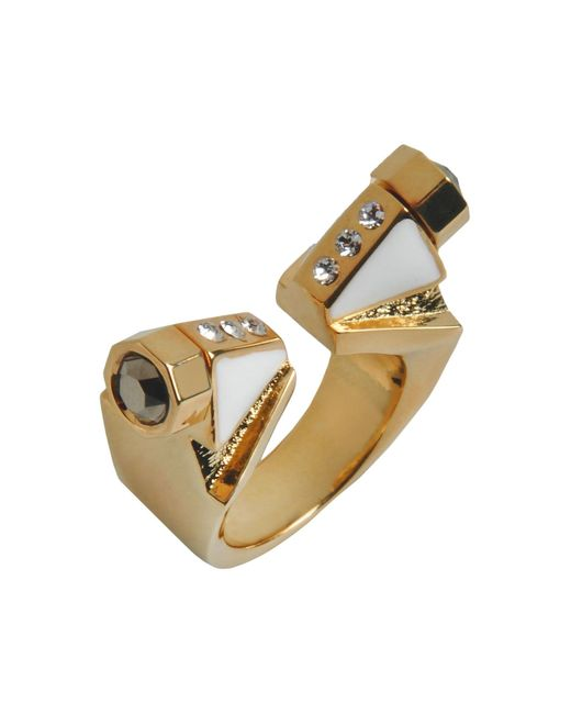 Maria Francesca Pepe | Metallic Ring | Lyst