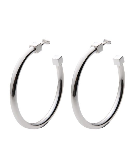 Maison Margiela | Metallic Earrings | Lyst