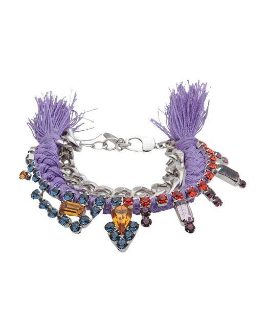 Joomi Lim | Purple Bracelet | Lyst