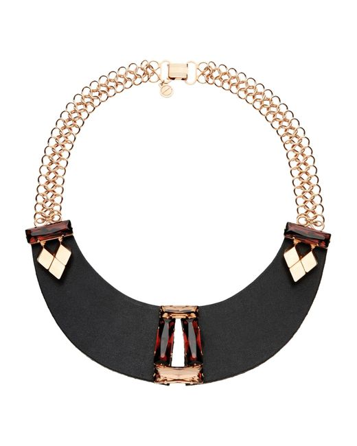 Persy | Purple Necklace | Lyst