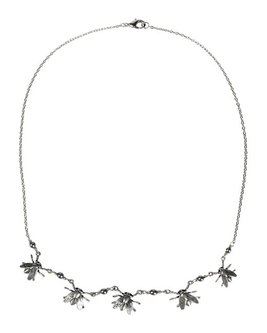 Tom Binns   Metallic Necklace   Lyst