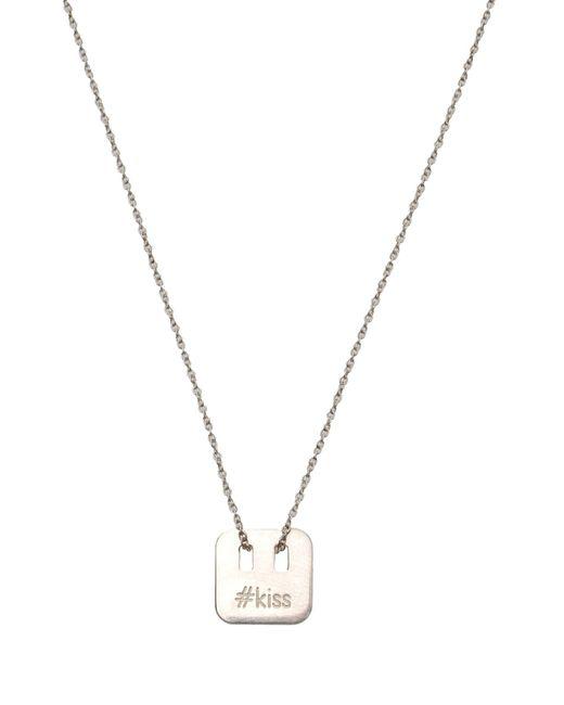 La Mome Bijou | Metallic Necklace | Lyst