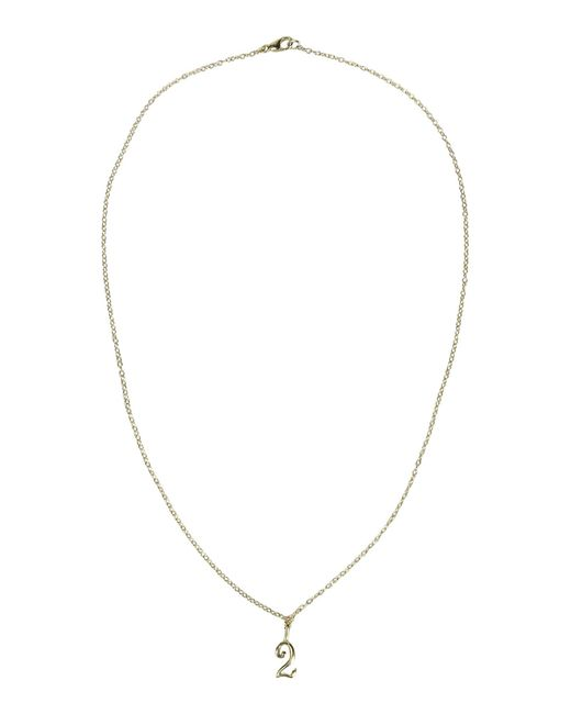 Lulu Frost | Metallic Necklace | Lyst