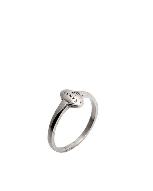 Cast Of Vices | Metallic Ring | Lyst