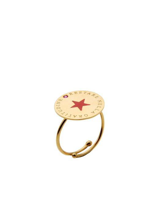 Loroetu | Metallic Ring | Lyst