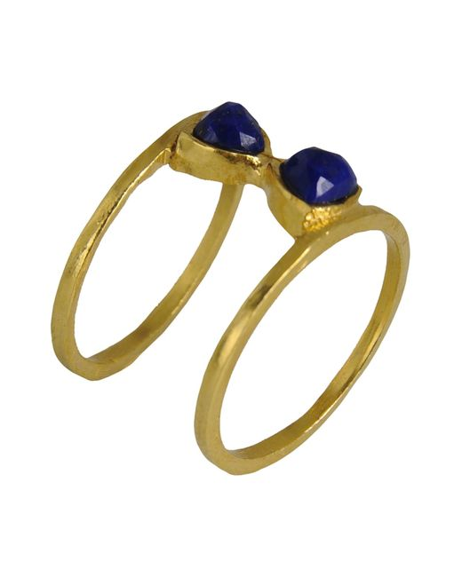 First People First   Blue Ring   Lyst