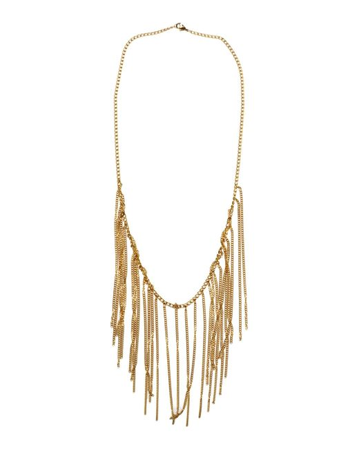 Aglini | Metallic Necklace | Lyst