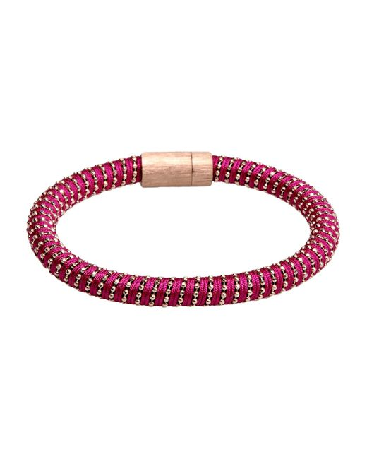 Carolina Bucci | Purple Bracelet | Lyst