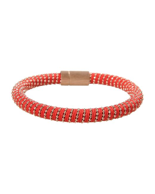 Carolina Bucci | Red Bracelet | Lyst
