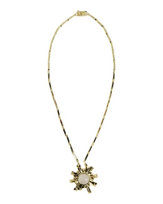 Eddie Borgo   Metallic Necklace   Lyst