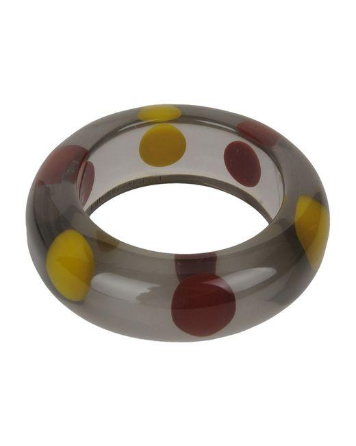 Emporio Armani   Gray Bracelet   Lyst