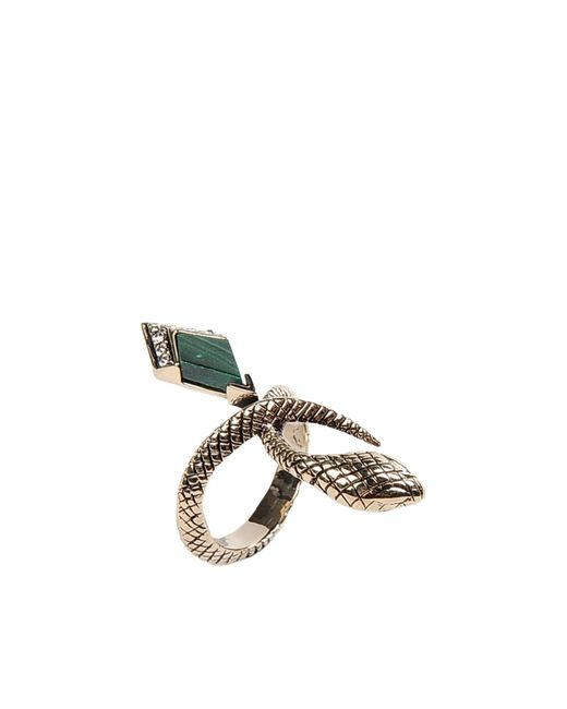 Roberto Cavalli | Multicolor Ring | Lyst