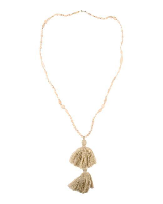 Isabel Marant | Natural Necklace | Lyst