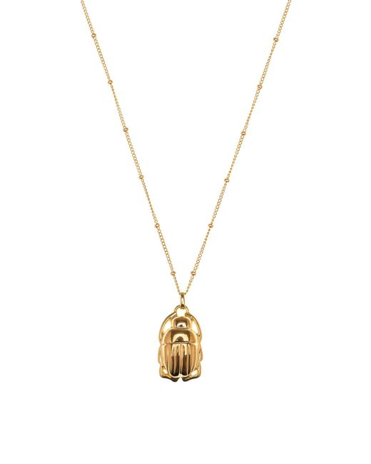 Nina Kastens Jewelry | Metallic Necklace | Lyst