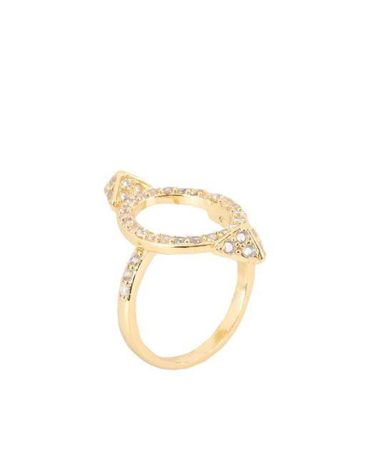 Kevia   Metallic Ring   Lyst