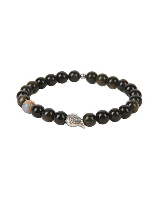 THE JAAR | Black Bracelet | Lyst