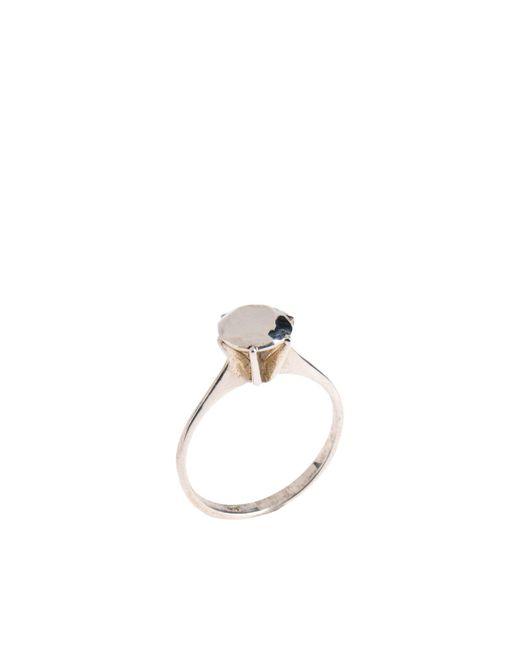 Saskia Diez   Metallic Ring   Lyst