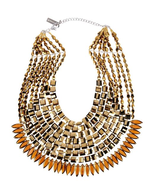 Night Market | Metallic Necklace | Lyst