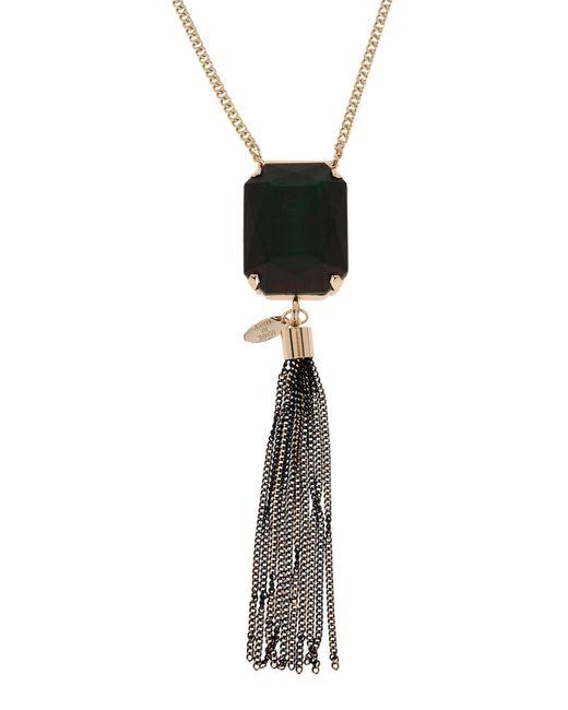 Patrizia Pepe | Green Necklace | Lyst