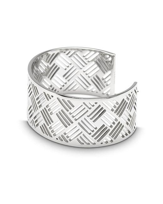 Lancel | Metallic Bracelet | Lyst