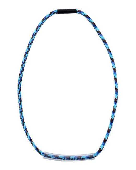 OCTA by VOWEL   Blue Necklace   Lyst