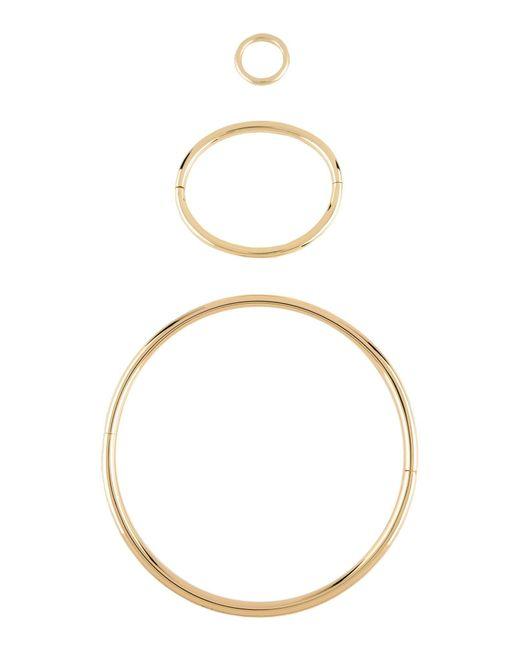 Maison Margiela   Metallic Jewelry Set   Lyst