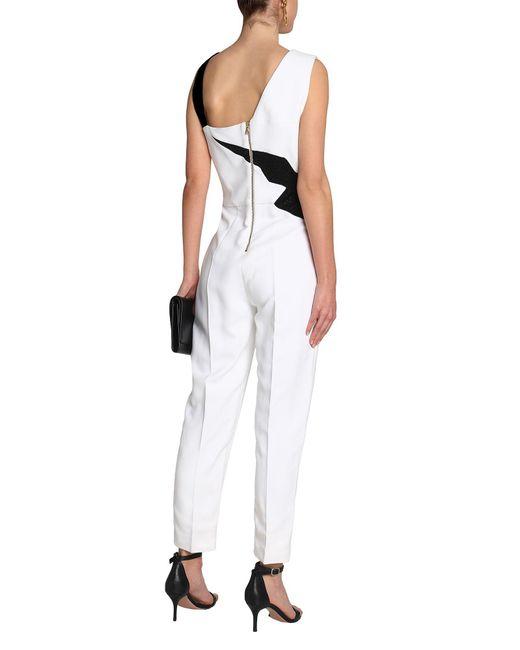 1c2e696edfc6 ... Antonio Berardi - White Jumpsuit - Lyst