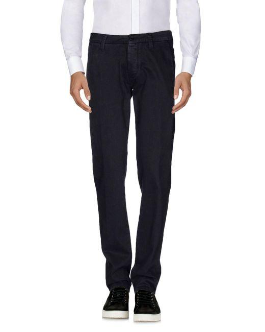 Peuterey - Blue Casual Pants for Men - Lyst