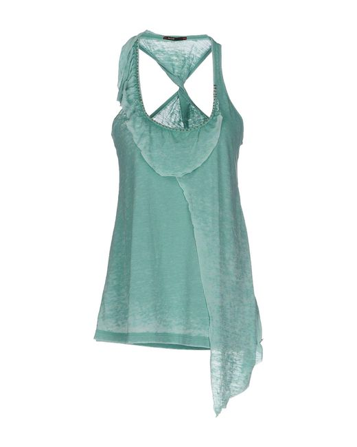 Ra-re - Green Top - Lyst