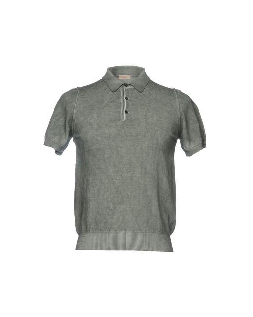 Altea - Green Sweater for Men - Lyst