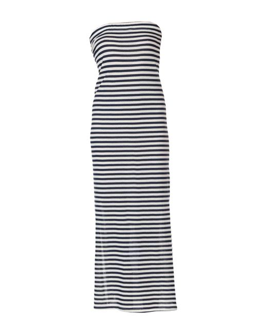 ..,merci - Blue 3/4 Length Dress - Lyst