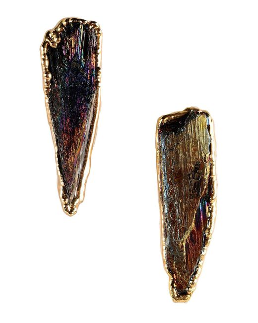Dara Ettinger - Metallic Earrings - Lyst