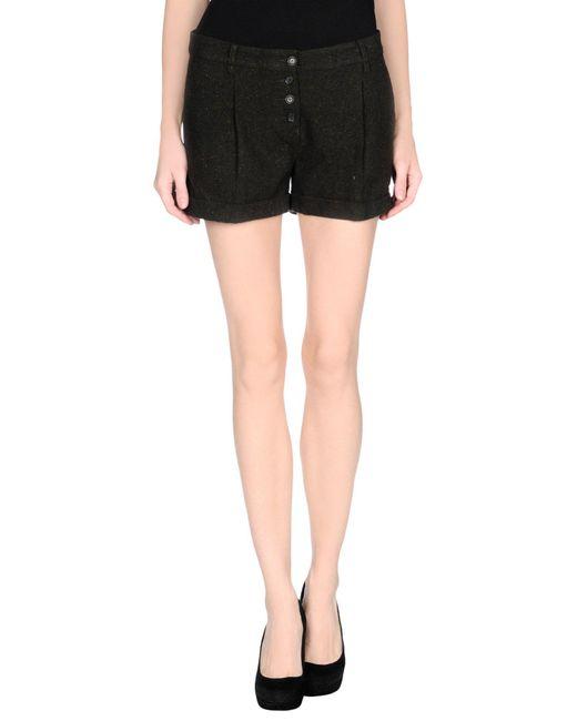 Liu Jo - Green Shorts - Lyst