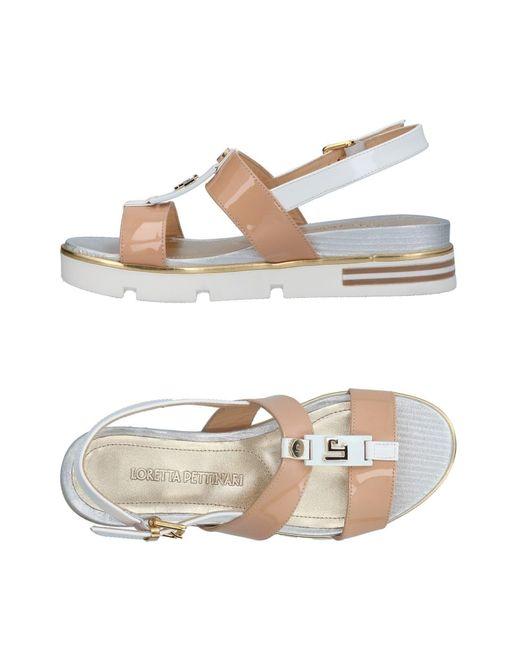Loretta Pettinari - Multicolor Sandals - Lyst