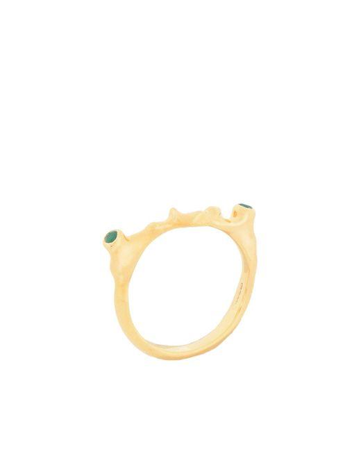 Monica Vinader - Metallic Ring - Lyst
