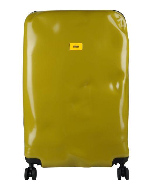 Crash Baggage   Green Wheeled Luggage   Lyst