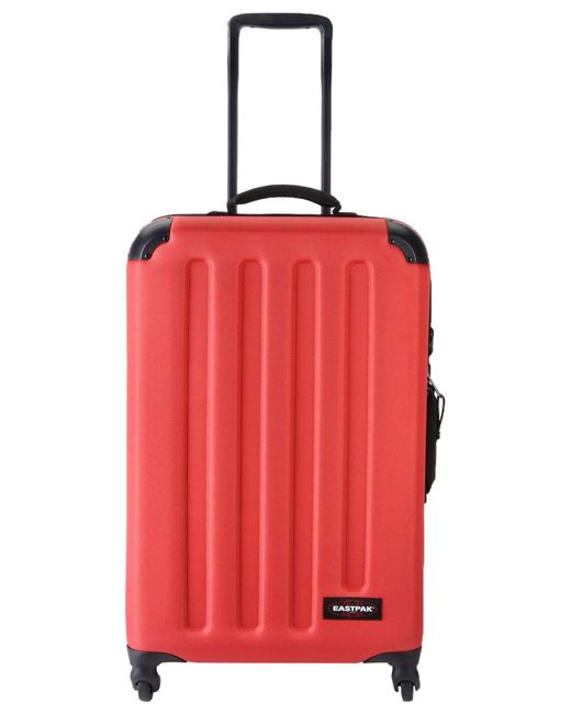 Eastpak   Red Wheeled Luggage   Lyst