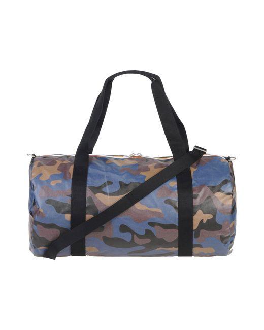 K-Way | Blue Travel & Duffel Bag | Lyst