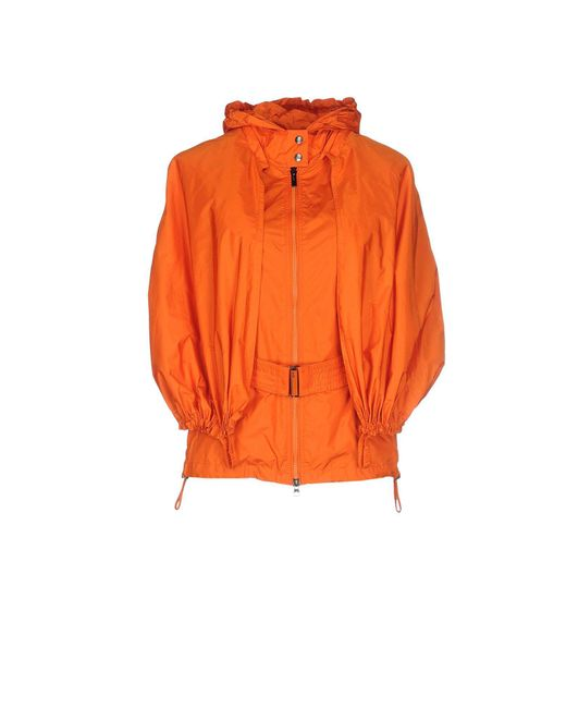 Add - Orange Jackets - Lyst