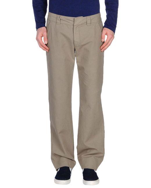 Aspesi - Natural Casual Pants for Men - Lyst