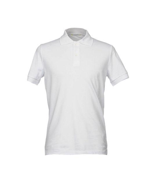 Iceberg - White Polo Shirt for Men - Lyst
