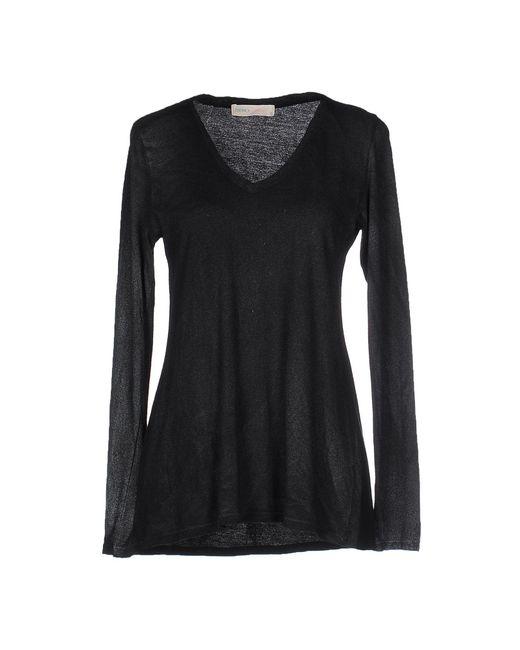 Mónica Lendinez - Gray T-shirt - Lyst